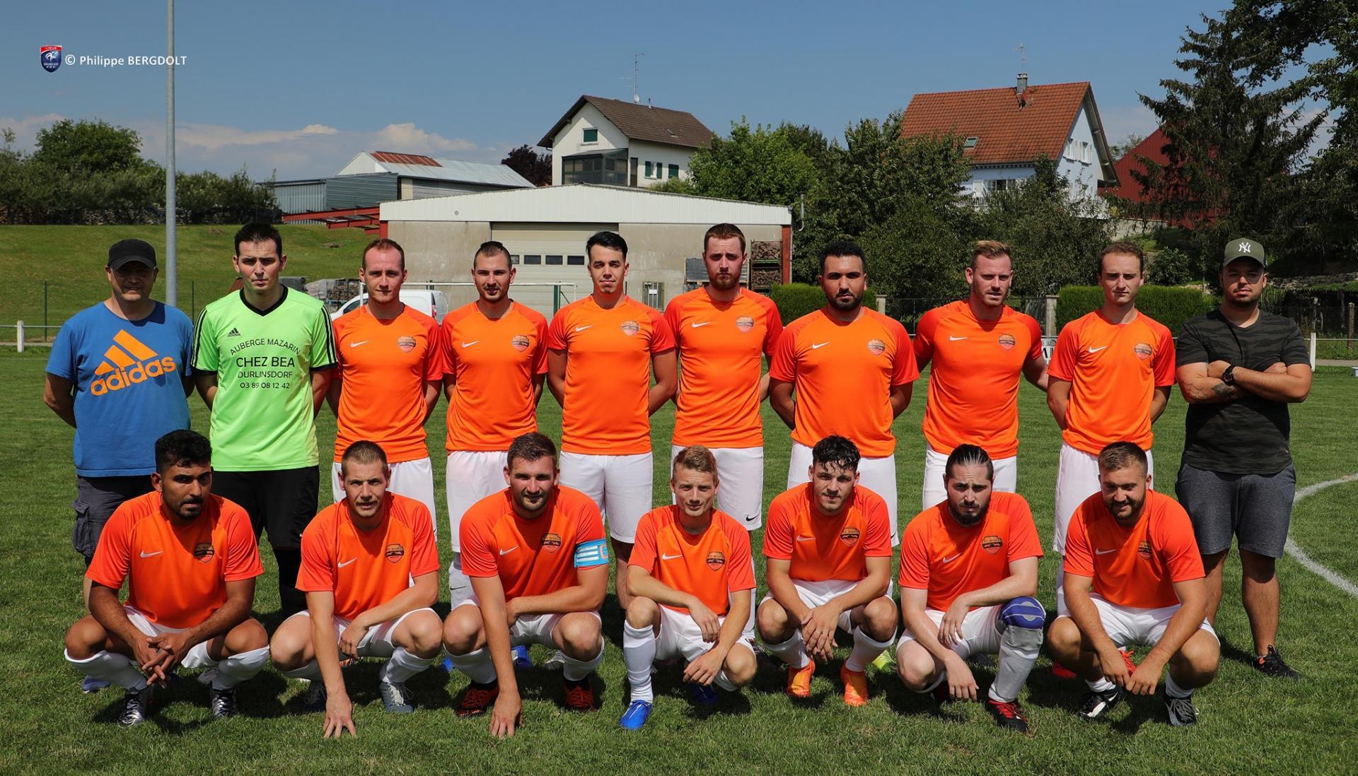 Le FC Bisel en 8ème de finale de la Coupe d'Alsace