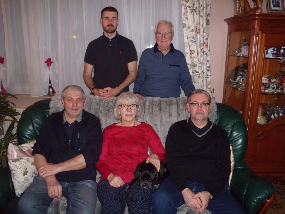 17 décembre: Mme Berger, 80ans