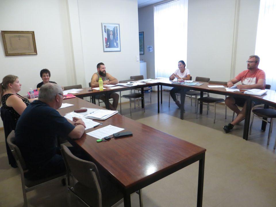 La commission MPT du 2 juillet