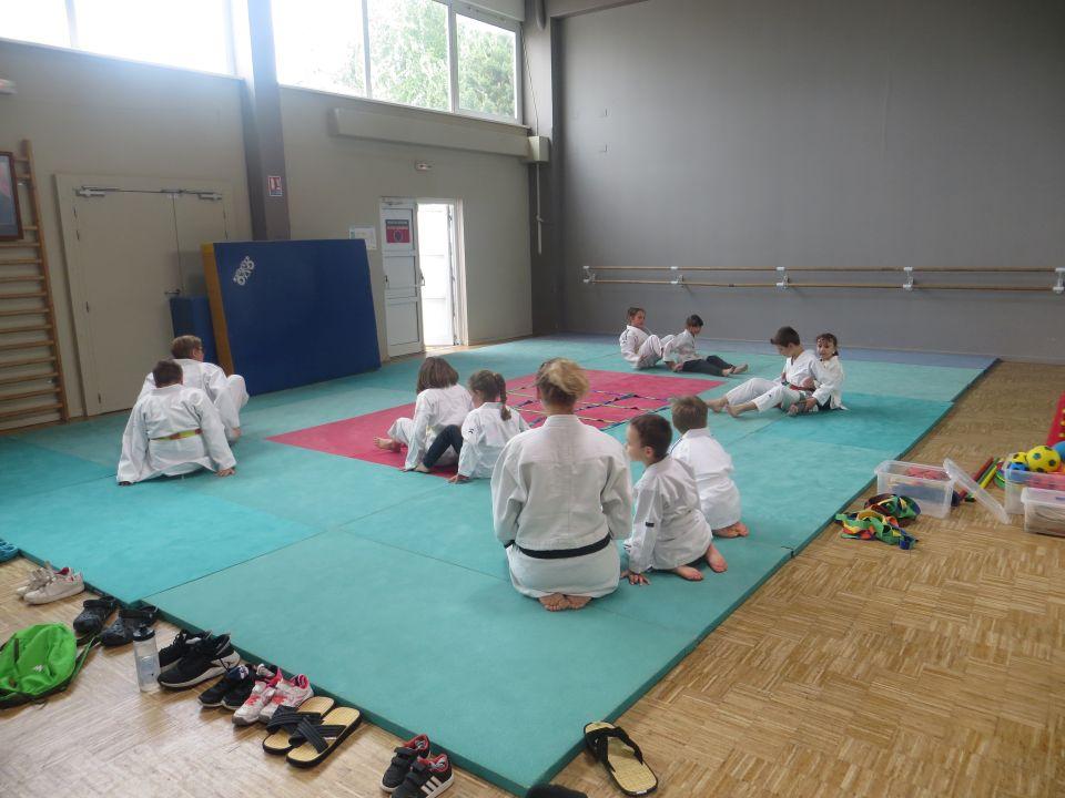 Portes ouvertes du judo 15 juin