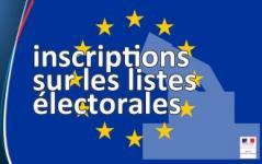 Inscription sur les listes electorales pour les elections 2019 large