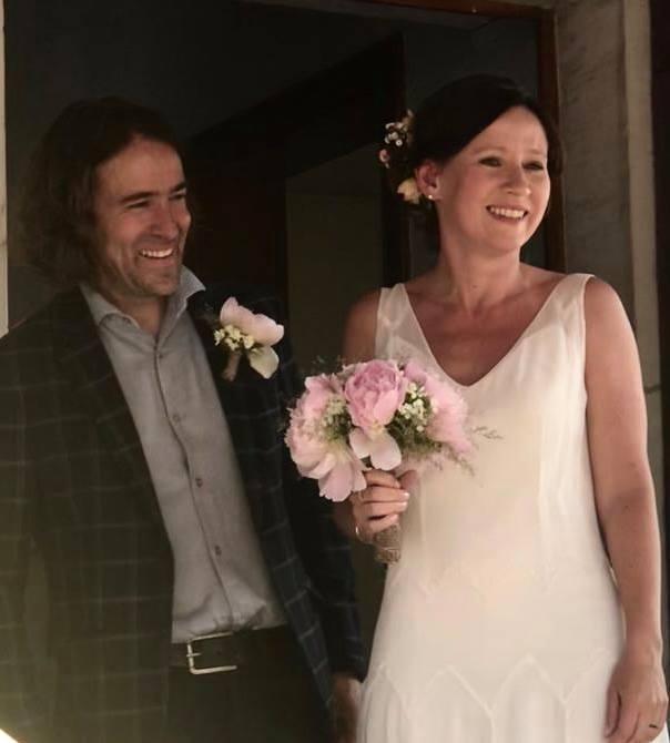 26 juin: mariage de Mme Audrey Villany et M. Laurent Herrmann