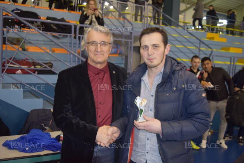 Noel schirmer a ete elu meilleur gardien du tournoi photo l alsace 1549299349