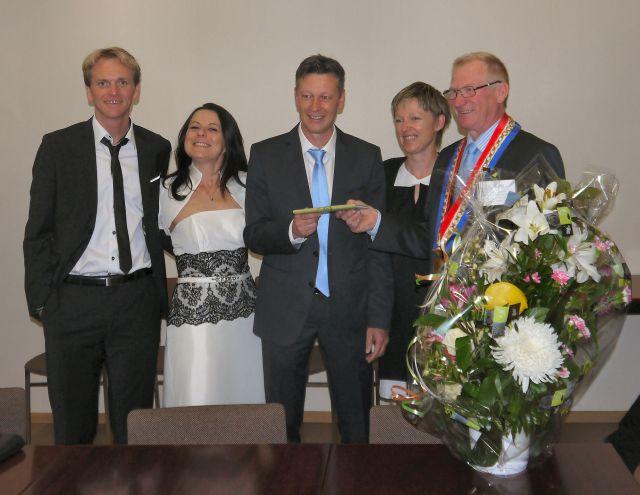 Mariage 3 mai